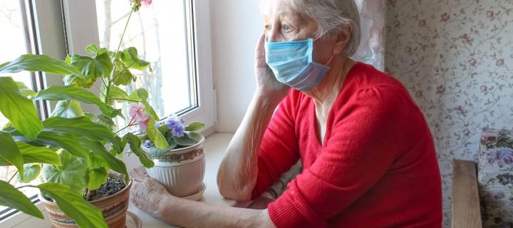 В Дагестане продлили режим самоизоляции для пожилых людей