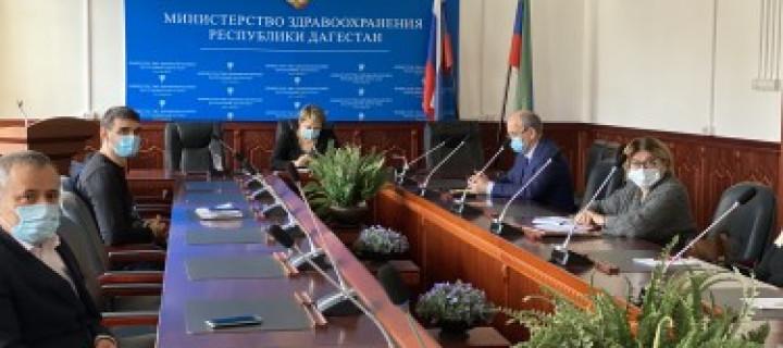 Около 7000 высокотехнологичных вмешательств проводится ежегодно в Дагестане